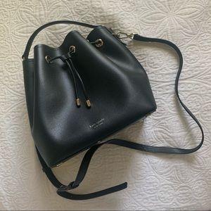 Kate Spade Vivian Medium Leather Bucket Bag